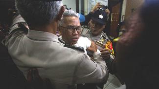 Buni Yani ditahan.