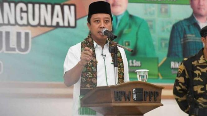 Ketua Umum PPP M. Romahurmuziy.