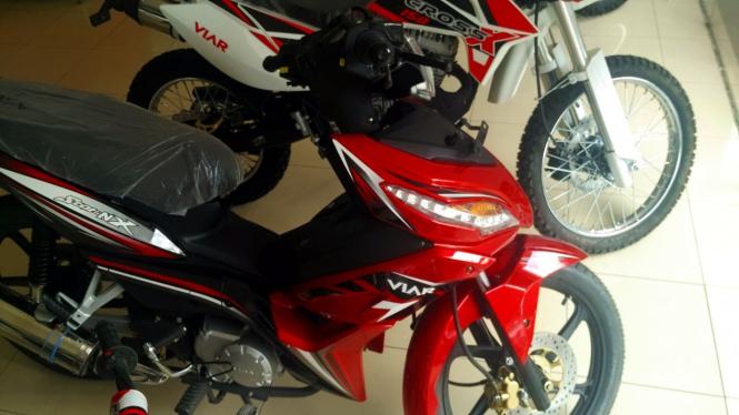 Sepeda motor Viar Star-NX