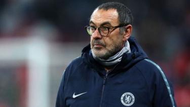 Manajer Chelsea, Maurizio Sarri (Foto: skysports)