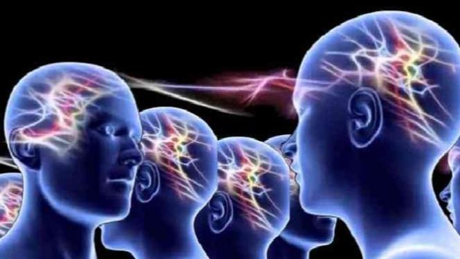 Ilustrasi kekuatan telepati