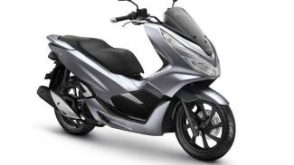 Honda PCX 150 warna baru