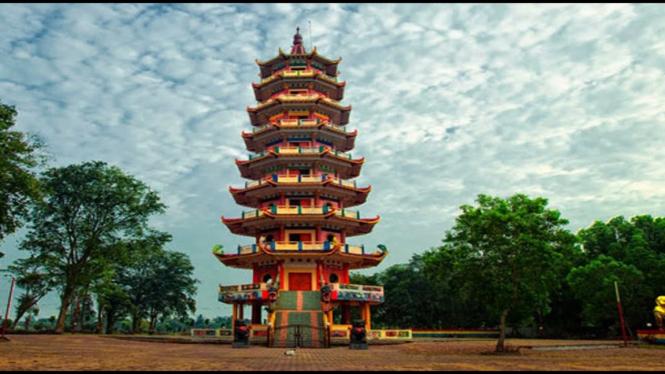 Kuil Pulau Kemaro, Palembang