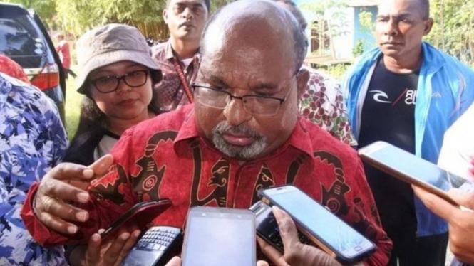 Pemda Dilarang Rapat Di Hotel Menyusul Kasus Pemprov Papua