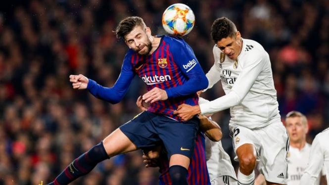 Real Madrid Memilih Serangan Balik, Barcelona Dibuat Kewalahan