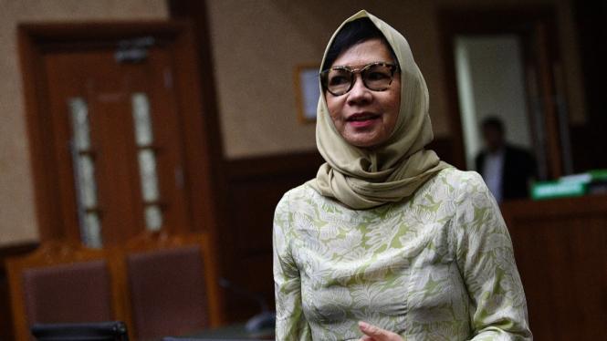 Jaksa Minta Hakim Tipikor Tolak Eksepsi Karen Agustiawan