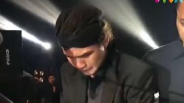Dul menangis di panggung konser reuni Dewa 19
