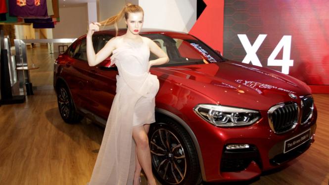 BMW Luncurkan All-new BMW X4 dan BMW 3 Series Edition Shadow