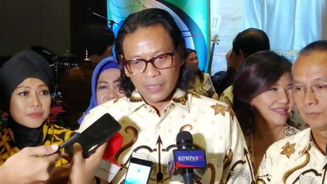 Ketua Umum Persatuan Panahan Indonesia (Perpani), Kelik Wirawan W. Widodo.