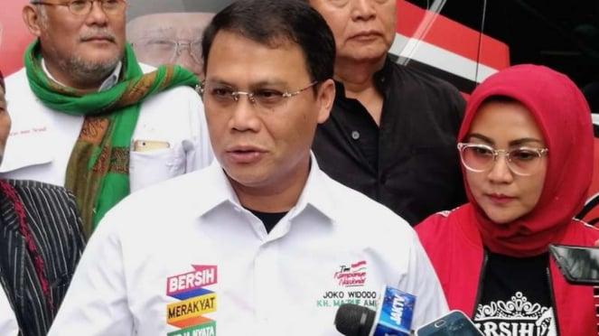Politikus PDIP, Ahmad Basarah.