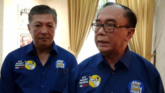 Ajudan Presiden Soekarno, Sidarto Danusubroto.