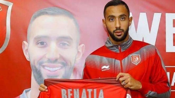 Bek Al Duhail SC, Mehdi Benatia.