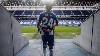 Winger Espanyol, Wu Lei