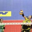 Pertandingan seri pertama final four Proliga 2019