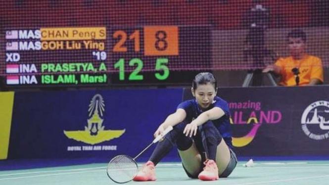 Goh Liu Ying.