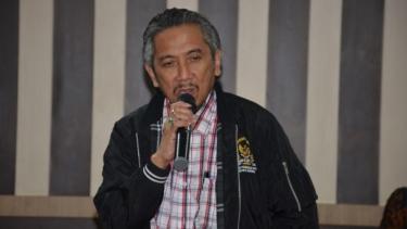 Anggota BURT DPR RI Rendy Affandi Lamadjido.