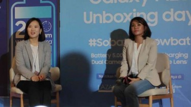 Peluncuran Samsung Galaxy M20.