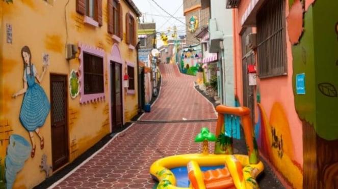Donghwa Village