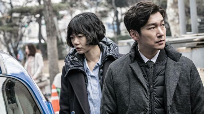 Bae Doona  dalam serial Netflix Original Stranger