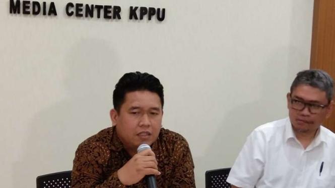 Komisioner KPPU, Guntur Syahputra Saragih