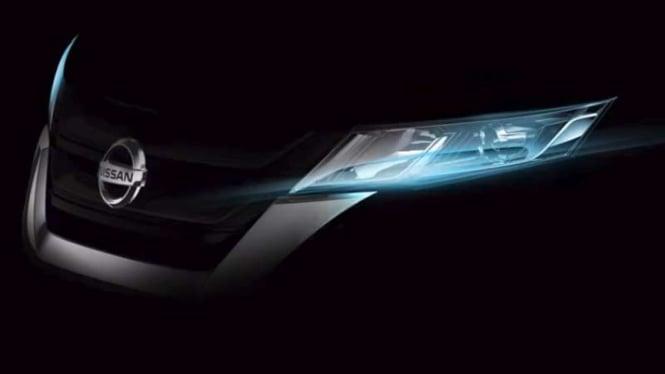 Bocoran Nissan Serena baru