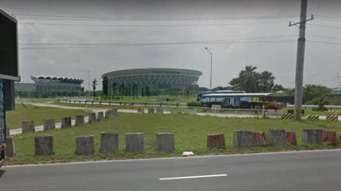 Philipines Arena.