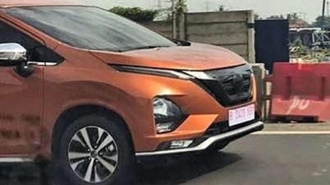 Bocoran Nissan Livina baru