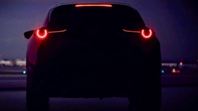 Bocoran Mazda CX-4 baru