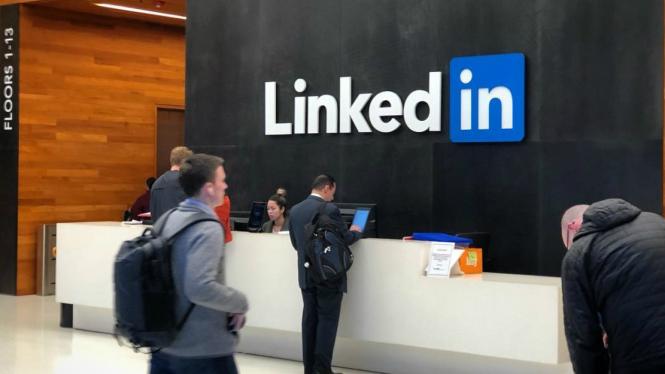 Kantor LinkedIn di California, Amerika Serikat