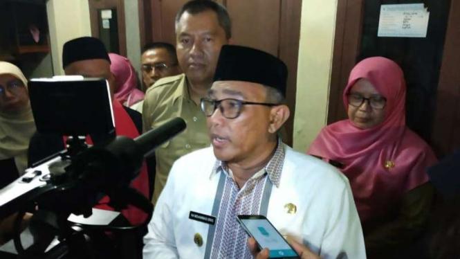 Wali Kota Depok, Idris Abdul Somad