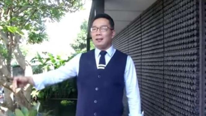 Pelapor Ridwan Kamil Cabut Laporan Dari Bawaslu