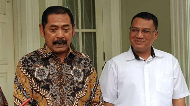 Politikus PDI Perjuangan FX Hadi Rudyatmo