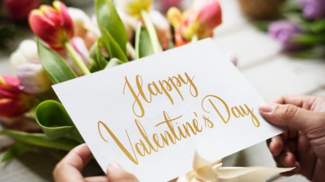 Ilustrasi Hari Kasih Sayang/Valentine's Day.