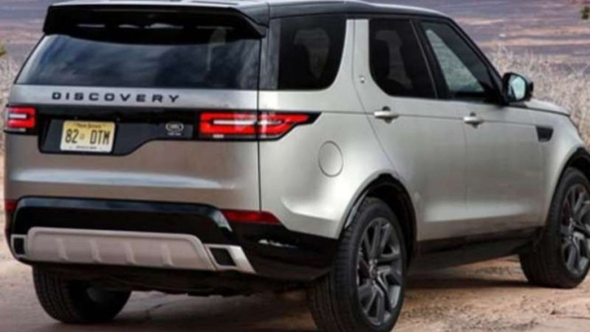 Land Rover Discovery 2.0 edisi 2019.