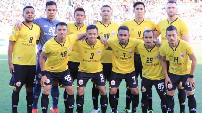 Skuat Persija Jakarta di Liga Champions Asia