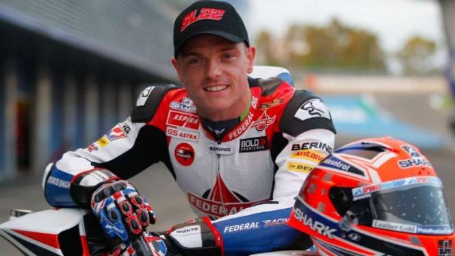 Pembalap Moto2, Sam Lowes