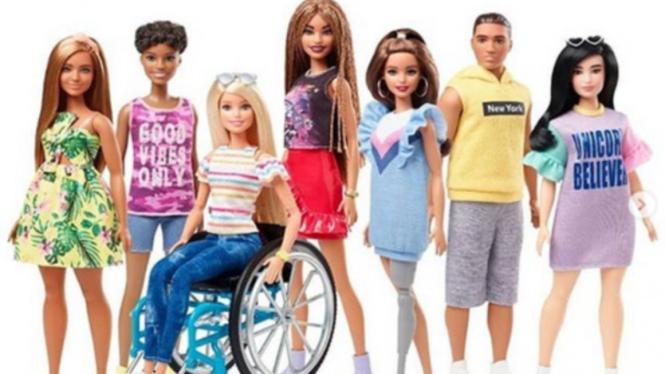 Barbie seri Fashionista