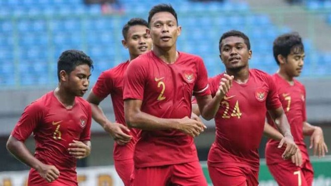 Drama 4 Gol, Timnas U-22 Diimbangi Malaysia