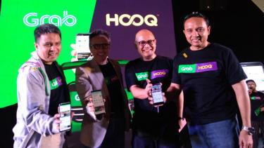 Grab dan Hooq meluncurkan kolaborasi pertama