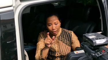 Menteri BUMN Rini Soemarno.