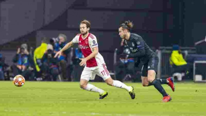 Ajax Amsterdam Vs Real Madrid