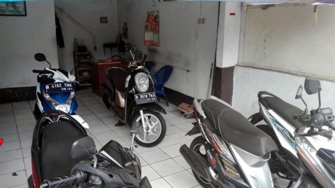 Sepeda motor matik bekas