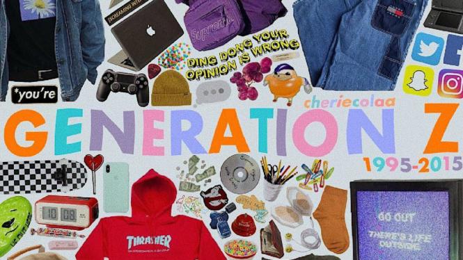 Generasi Z