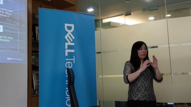 Managing Director Dell EMC Indonesia, Catherine Lian