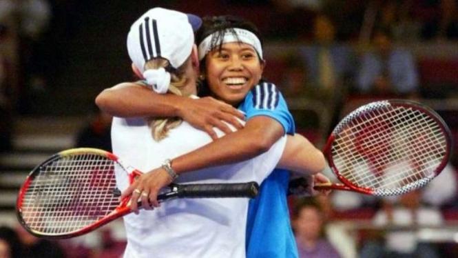 Legenda tenis Indonesia, Yayuk Basuki
