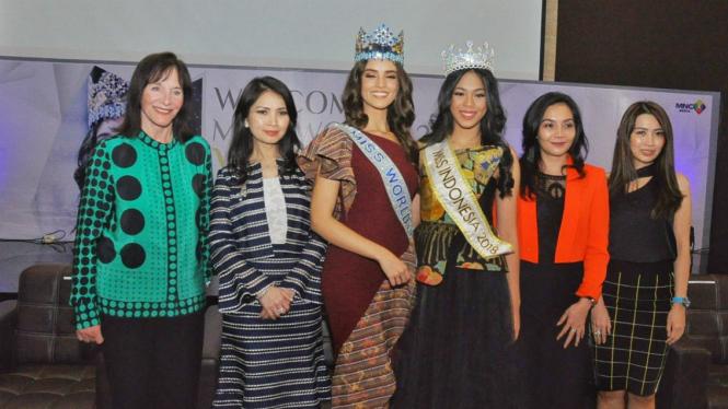 Miss World 2018 Siap Kunjungi Korban Gempa Lombok