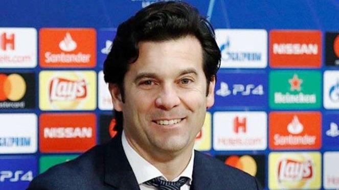 Pelatih Real Madrid, Santiago Solari