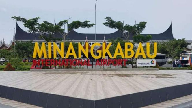 Bandara Internasional Minangkabau, Sumbar