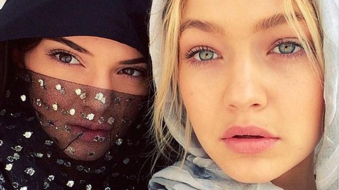 Seksi dan Tajir, Inilah 5 Supermodel Terkaya di Dunia