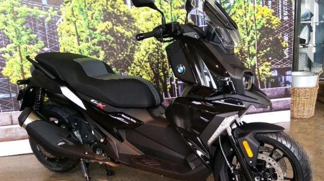 Peluncuran motor BMW C 400 X di Indonesia